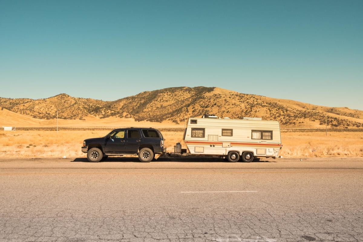 bødetakster trailer og campingvogn
