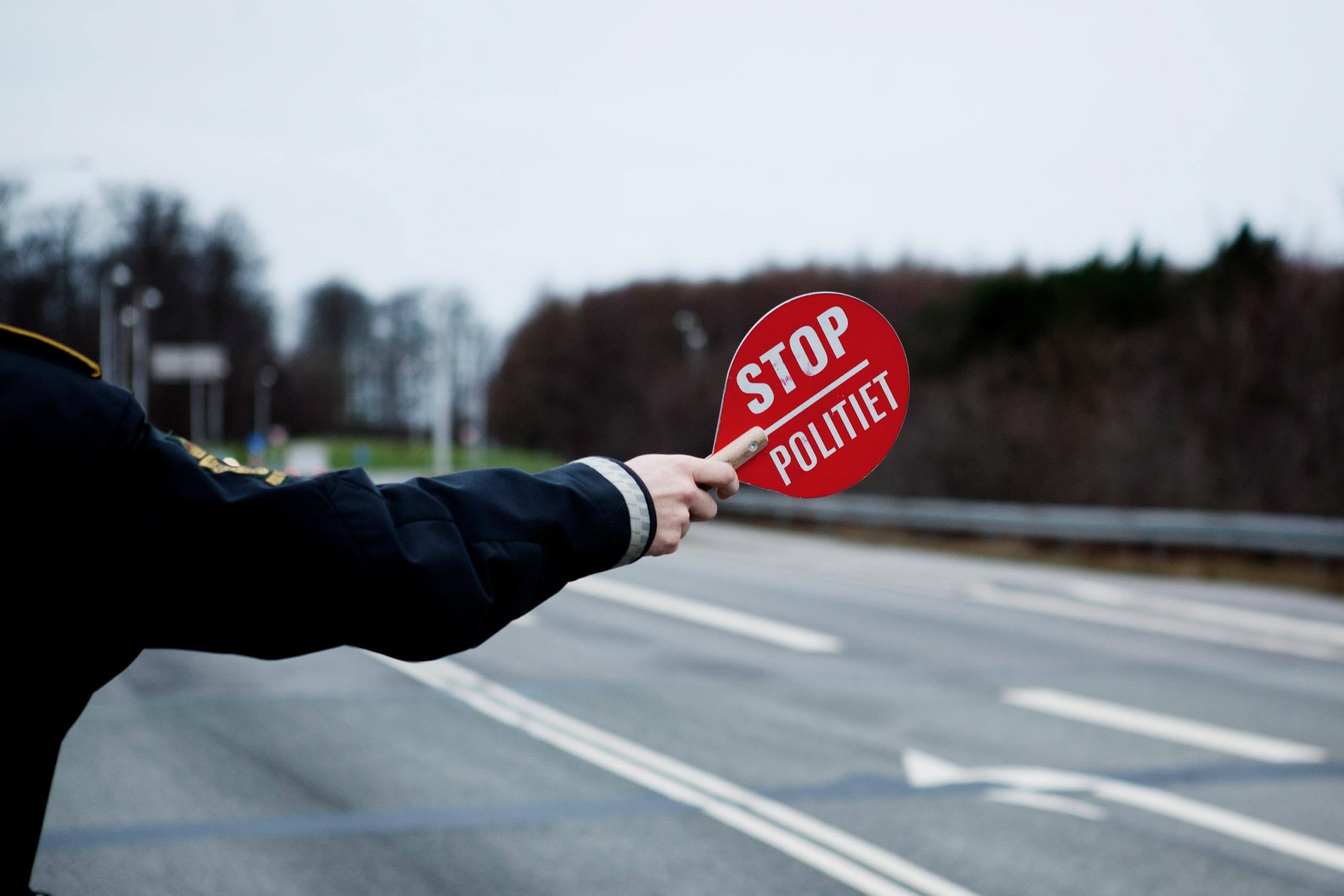 fartkontrol i Danmark