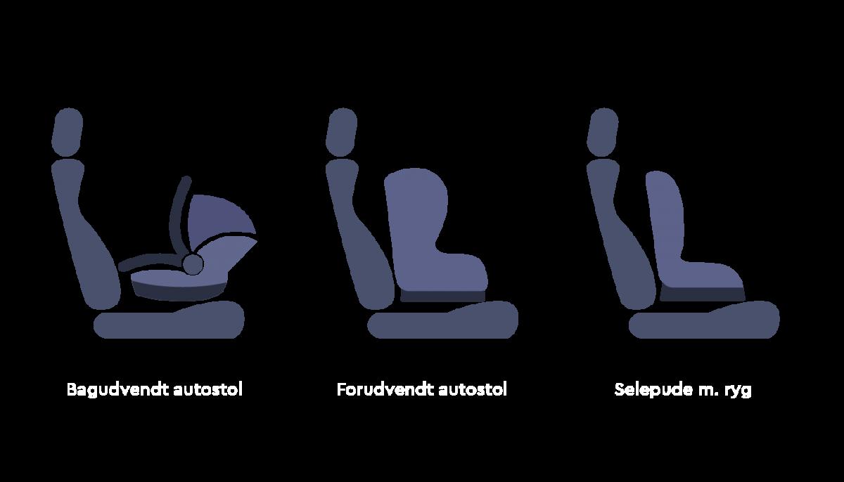 autostol til børn