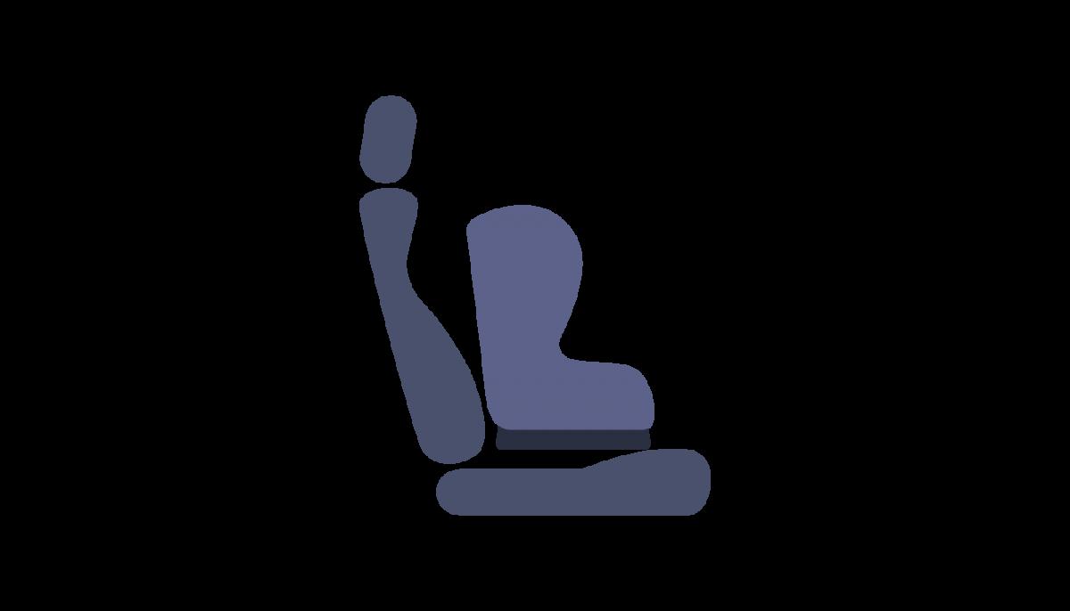 forudvendt autostol til børn