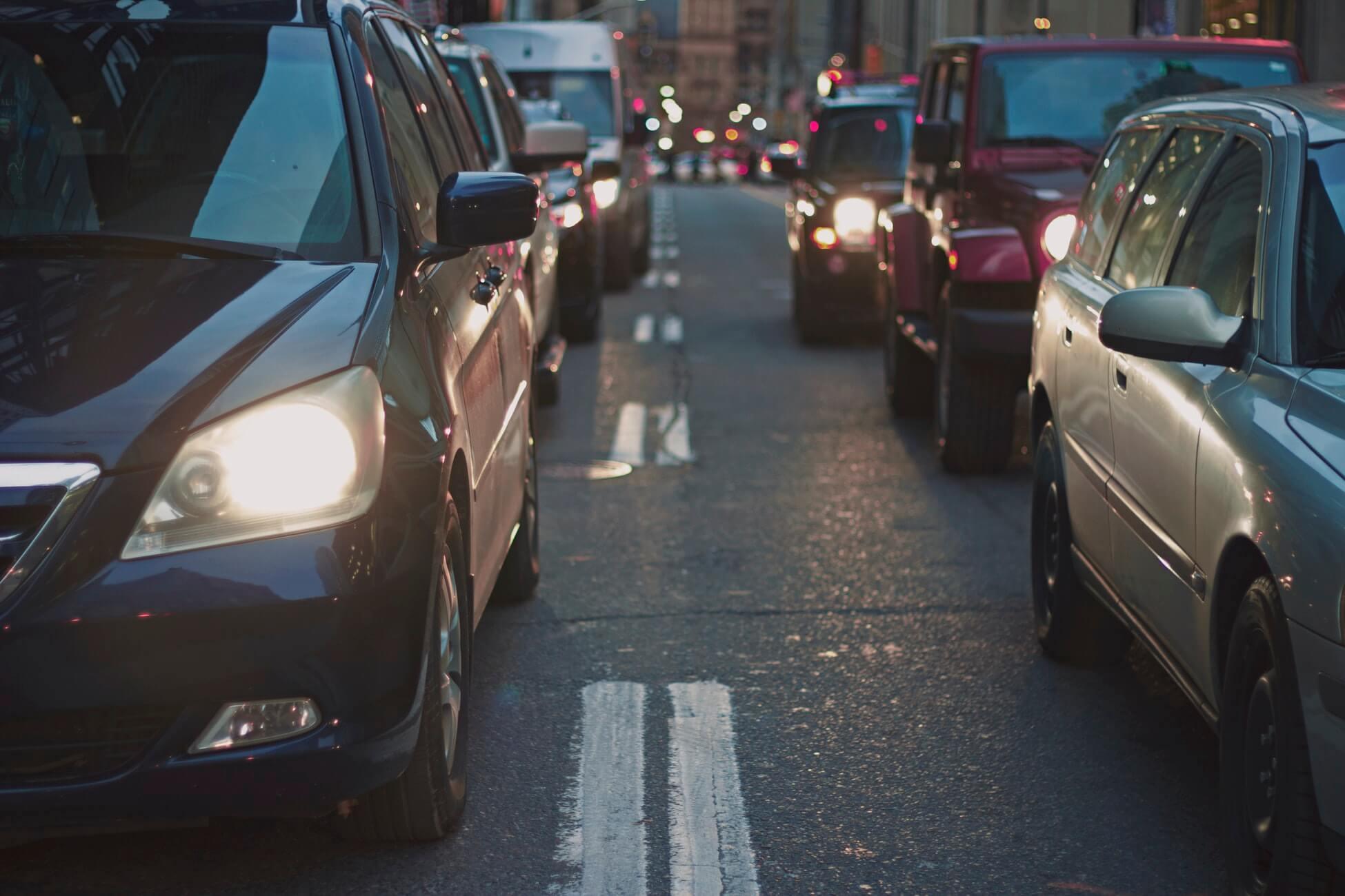 Aufmerksamkeit im Verkehr